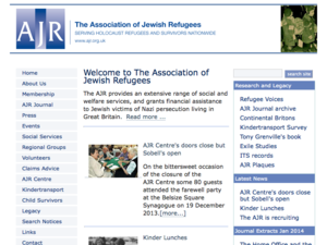 Association of Jewish Refugees