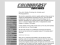 Colourfast Editions